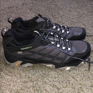 Merrell Vibram Sole Hiking Shoes